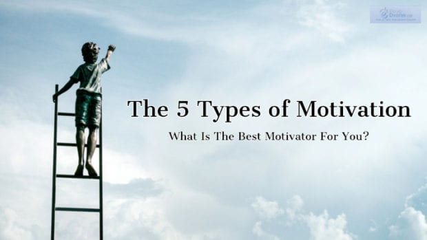 5 Types of Motivation