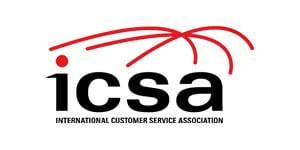 International Customer Service Association logo