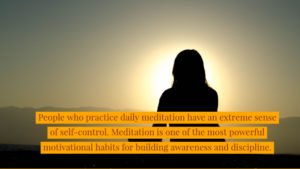 meditative- practice