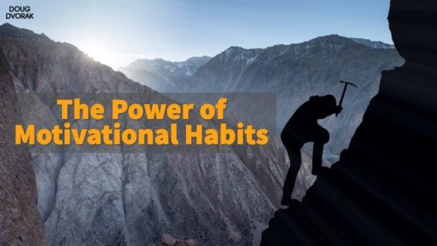 The Power of Motivational Habits