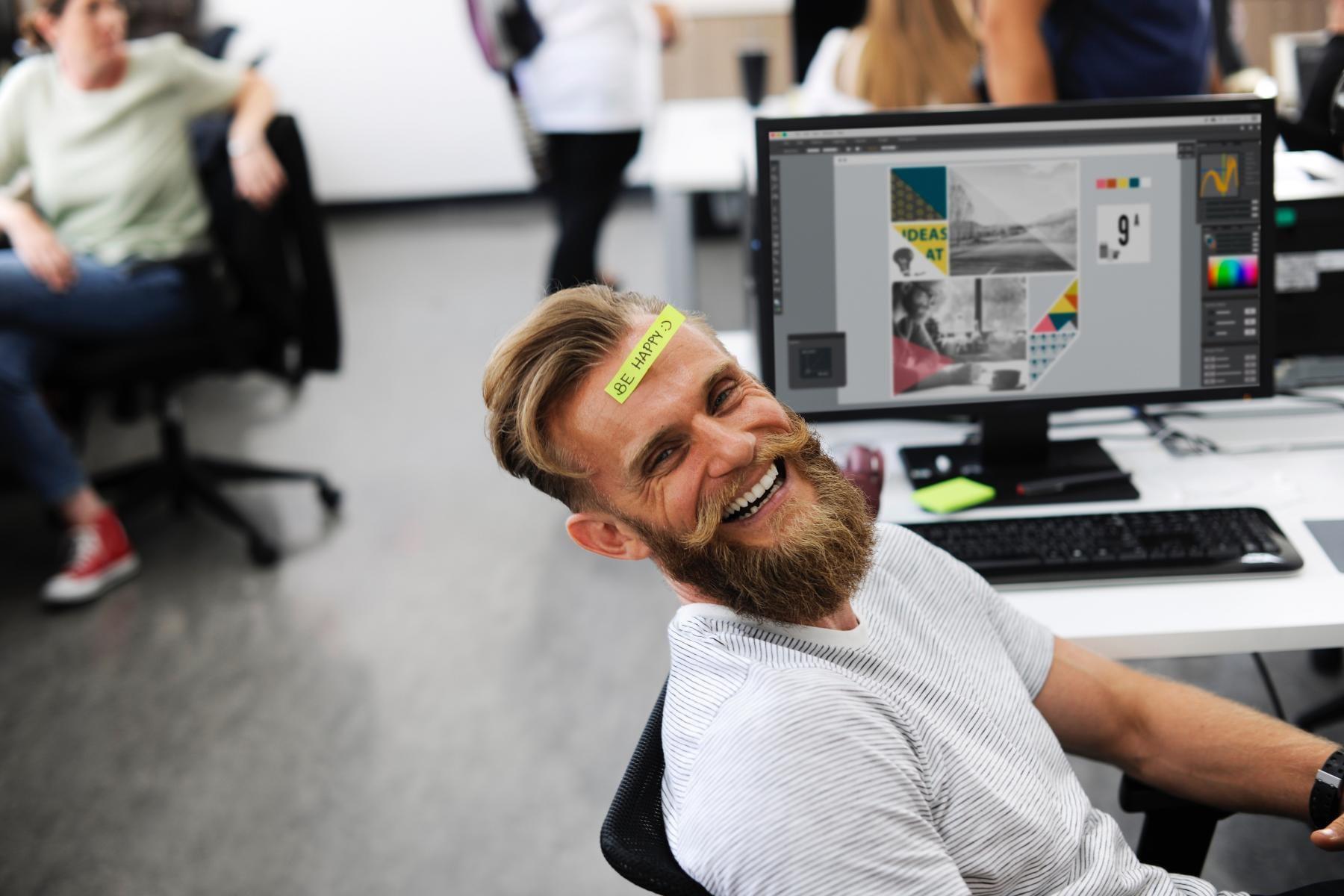 motivated-happy-engaged-employee-working