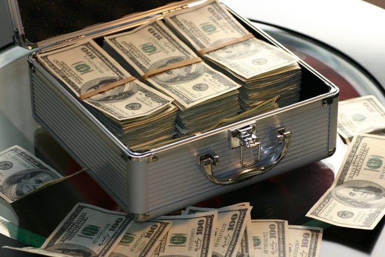 money-in-suitcase